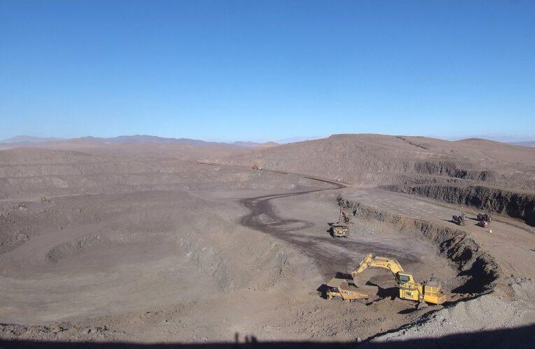 Ramp-Up Barreal Seco: Inicio De Explotación Fase Heap