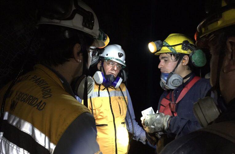 Empresa Colaboradora Orion Minera Chile Destaca En Acercamiento Stop