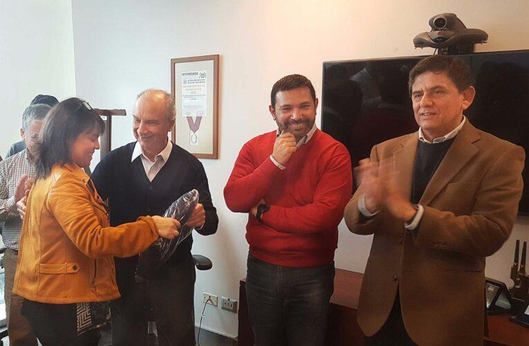 Emocionante Mensaje Aniversario de Don Raimundo Langlois Vicuña