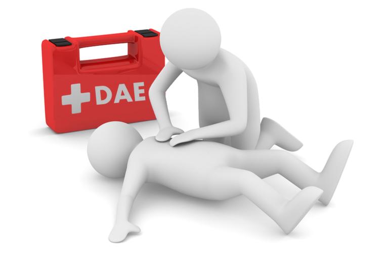 Viernes 28 de Julio: Si Estás en Santiago Participa del Curso de Primeros Auxilios