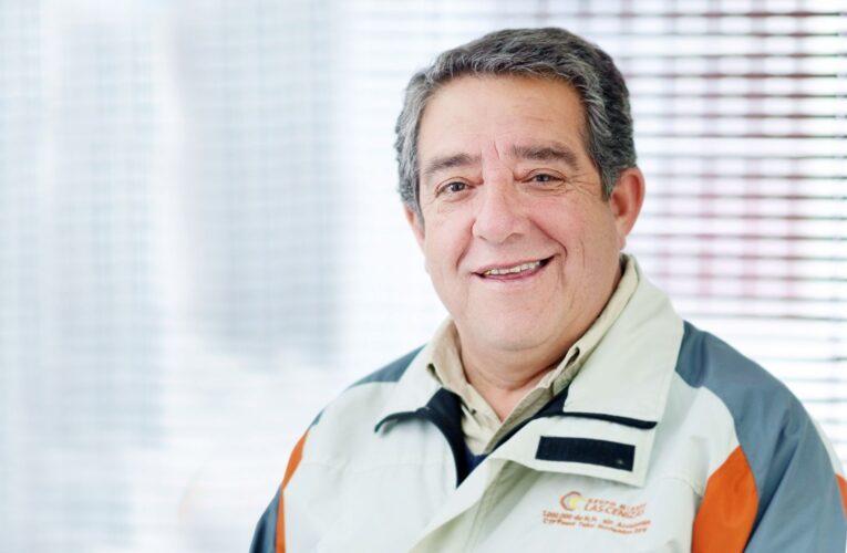 Sergio Polanco asume Superintendencia de Minas Cabildo