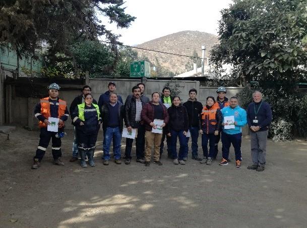 II Curso de Primeros Auxilios y Uso de Vehículo de Emergencia para Brigadas de Rescate en Cabildo.