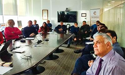 Casa Matriz asiste a Capacitación de Método STOP y Reglas de Oro
