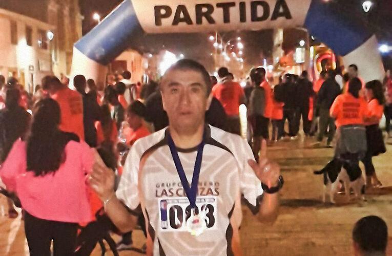 Sergio Valladares brilló en Corrida Nocturna del Aniversario de Taltal