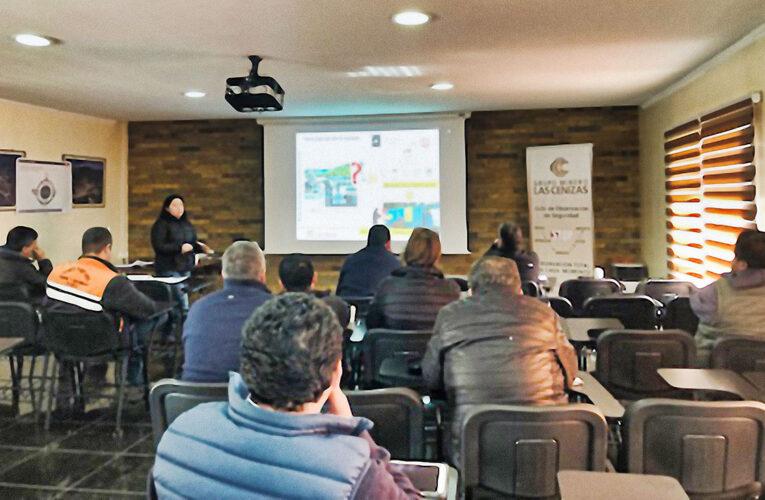 En Cabildo Realizan Programa de Capacitación de Medio Ambiente