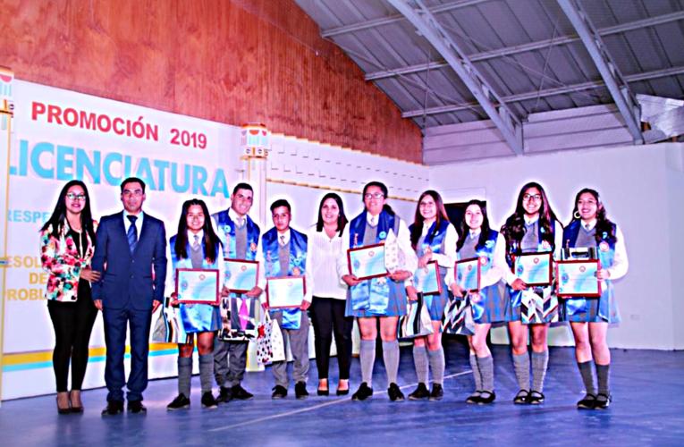 Faena Taltal Reconoce a los Alumnos Más Destacados del Liceo Politécnico