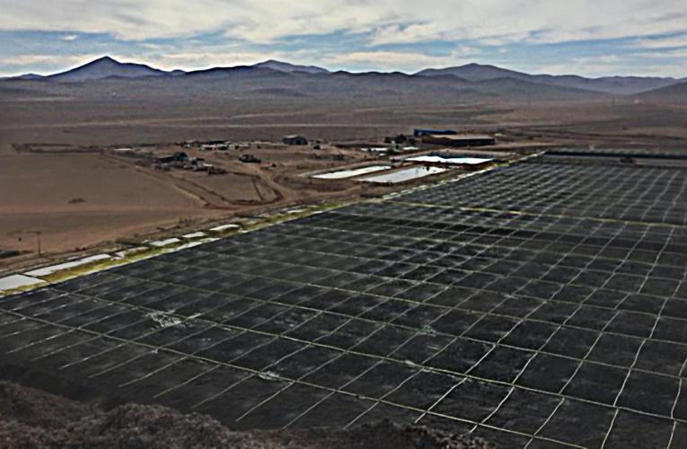Francisco Calaf explica Proyecto Ampliación de Planta de Óxidos en Taltal