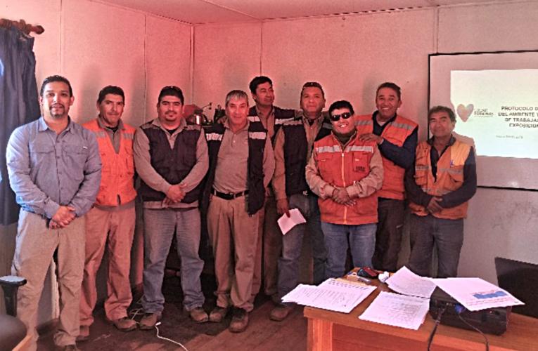 Importante logro en Prevención y Seguridad de empresa colaboradora Fernández y Domeyko