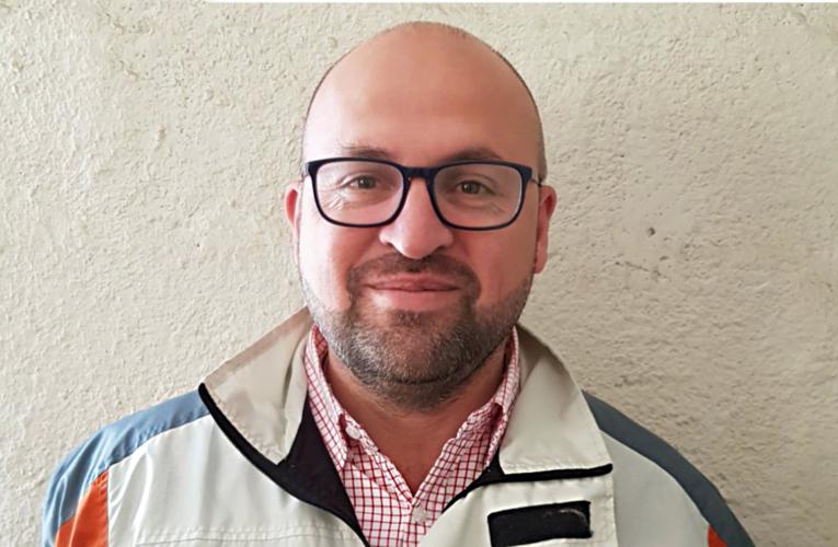 Nuevo Superintendente en Planta Las Luces