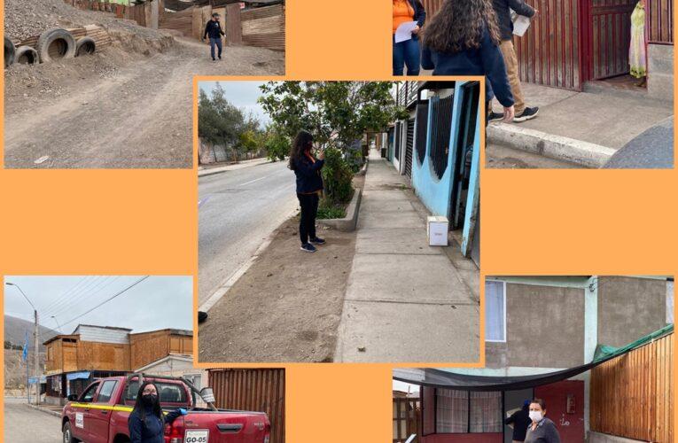 Voluntarios de Faena Taltal Apoyan Iniciativa SiEmpre por Chile