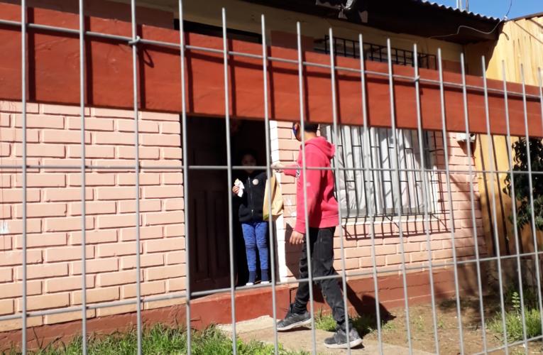 Faena Cabildo aporta para desayunos, en el Día del Niño