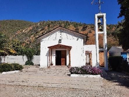 San Lorenzo, riqueza patrimonial y religiosa en la comuna de Cabildo.