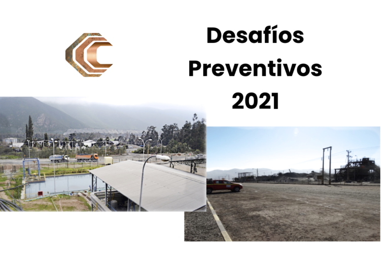 Desafíos en Materias Preventivas para 2021