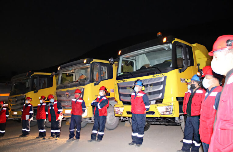Faena Cabildo adjudica contrato de carguío y transporte de mineral a empresa SERVIMAQ
