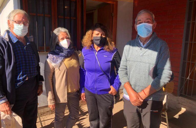Club de Adultos Mayores de Cabildo Mejora sus Instalaciones Gracias al Fondo Concursable 2020