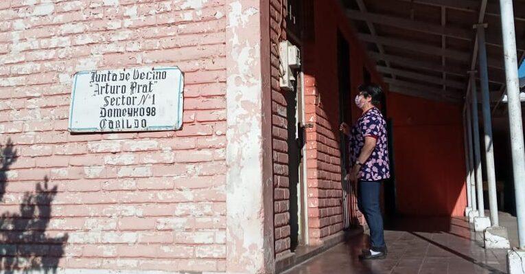 Junta de Vecinos Arturo Prat, de Cabildo, Agradece Permanente Apoyo de Minera Las Cenizas