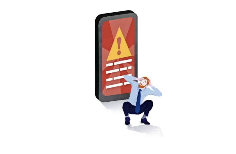 Ataques a celulares y robo de datos crecen 25% en 2021.