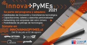 Ciptemin Innova+Pymes 2021
