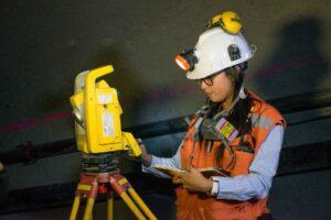 Mujeres en la minería