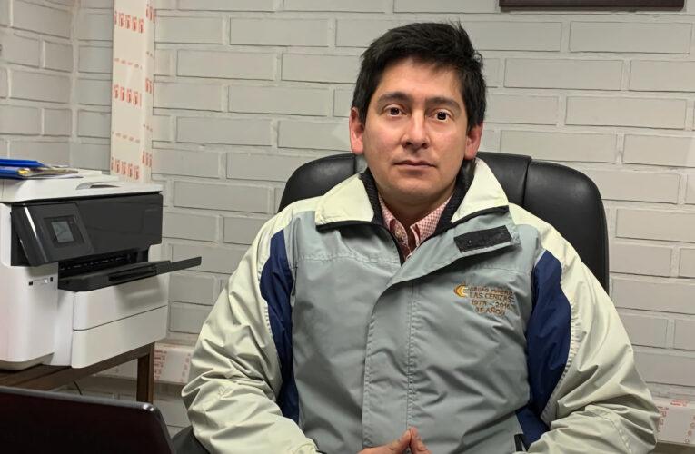 Nuevo Superintendente de Administración Asume en Faena Cabildo
