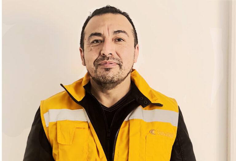 CAcrlos Veliz, Superintendente Minas Rajo Taltal