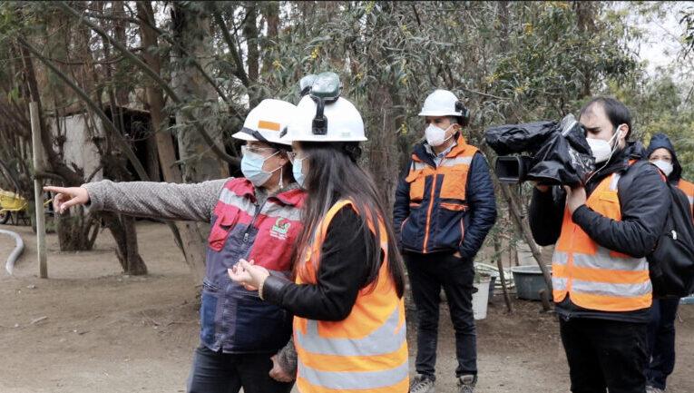 CNN Chile transmitirá especial sobre la Forestación de Tranques de Faena Cabildo