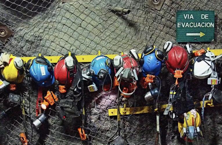 Saludoal Trabajador Cenizas en el Día del Minero