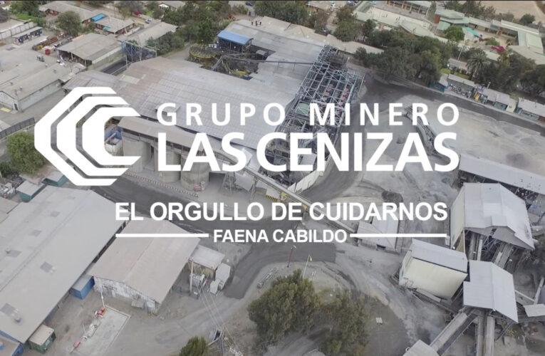 Área Prevención de Riesgos de faena Cabido presenta Video sobre Clasificación de Residuos