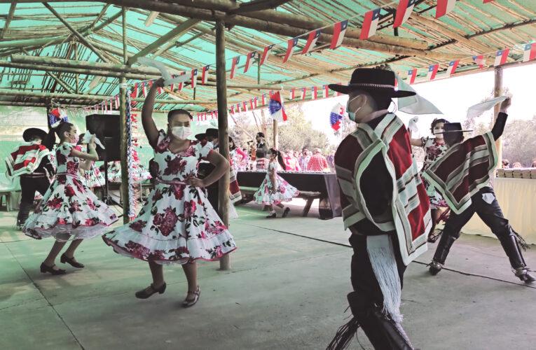 Celebramos las Fiestas Patrias