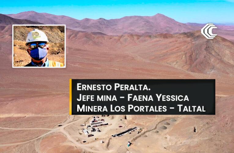 Compartiendo Oportunidades con la Pequeña Minería: Reportaje a Mina Yessica de Taltal