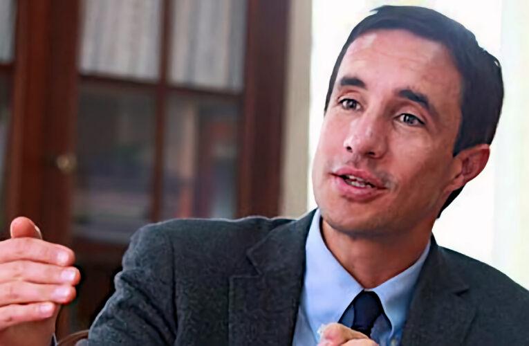 Biministro de Energía y Minería, Juan Carlos Jobet, y el futuro minero de Chile
