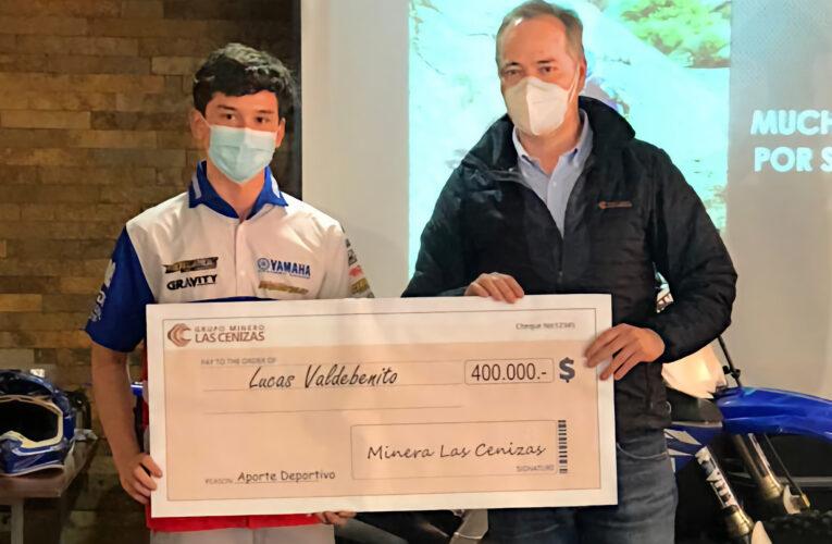 Seguimos Apoyando la Carrera Deportiva de Joven Deportista de Cabildo