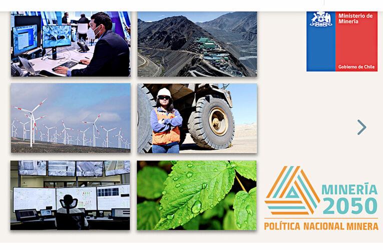 Presentan la Política Nacional Minera 2050