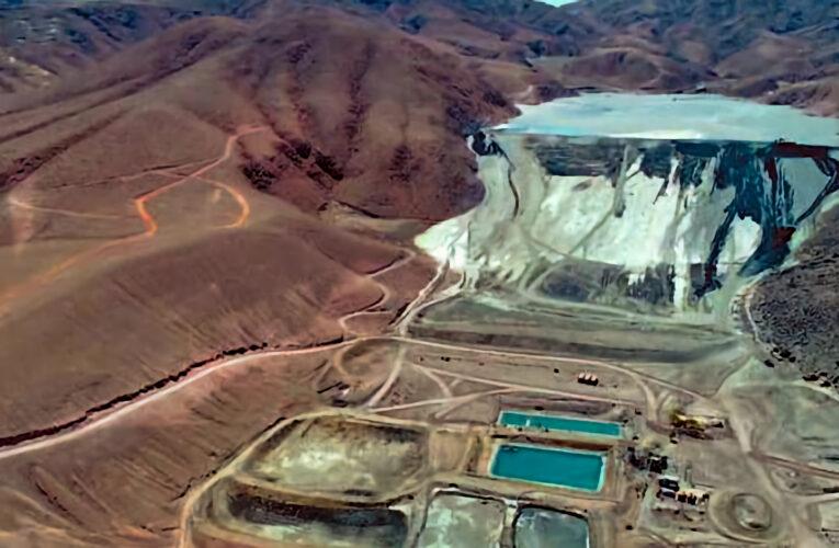 Innovación: Dos hermanos extienden la vida útil de las minas extrayendo cobre desde el material desechado