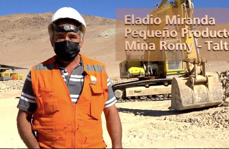 Compartiendo Oportunidades con la Pequeña Minería: Reportaje a Mina Romy, de Taltal